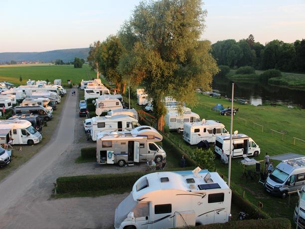 Campingplatz Grohnder Fährhaus