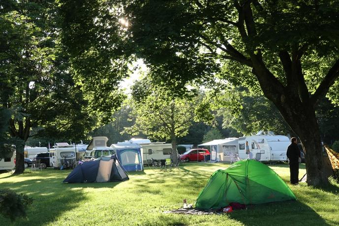 Drei-Länder-Camp Lörrach - Basel