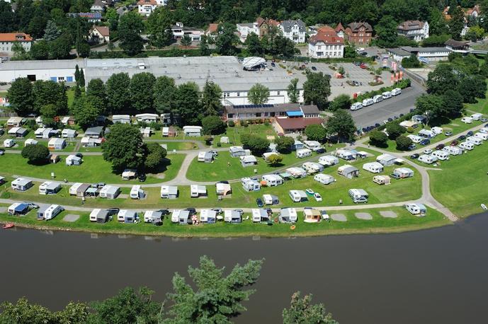 Camping Caravaning Bad Karlshafen