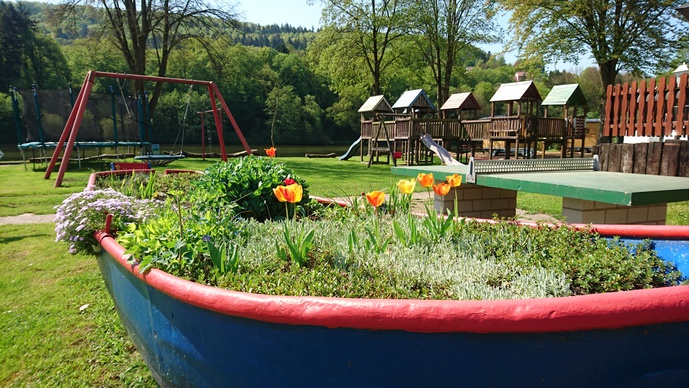 Fortuna Camping am Neckar