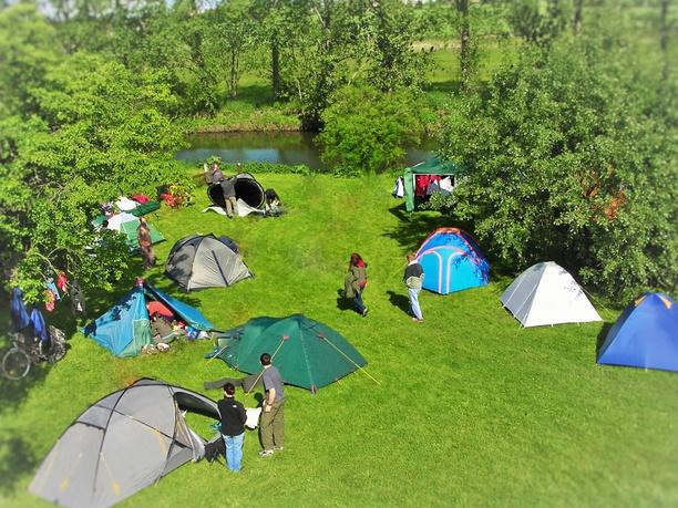 OUTTOUR Stellplatz und Camping an der Unstrut