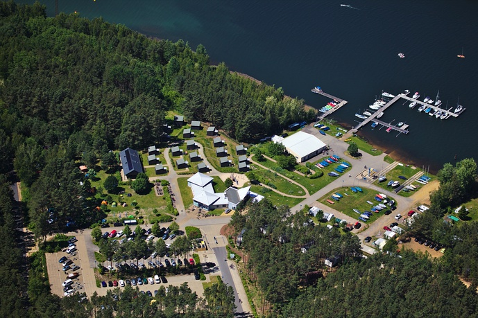 Hafencamp Senftenberger See