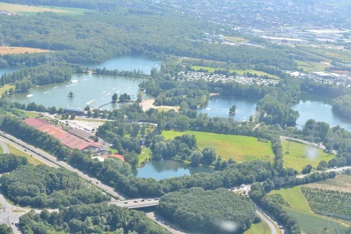 Wasserski Camping Langenfeld