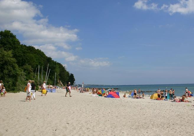 Ostsee-Campingplatz Kagelbusch