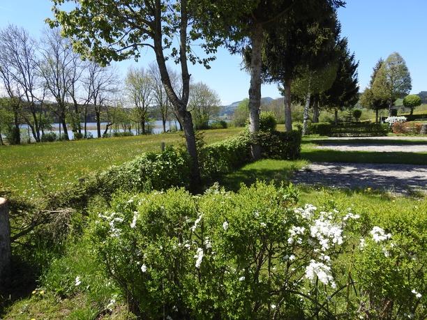 Insel-Camping am See / Ferienwohnungen
