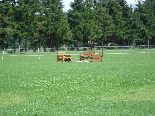 Campingplatz am Bauernhof