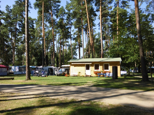 Knattercamping in Bantikow am See