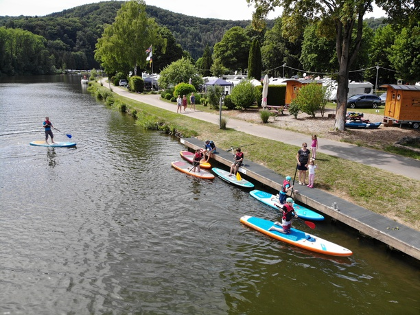 Fortuna Camping am Neckar
