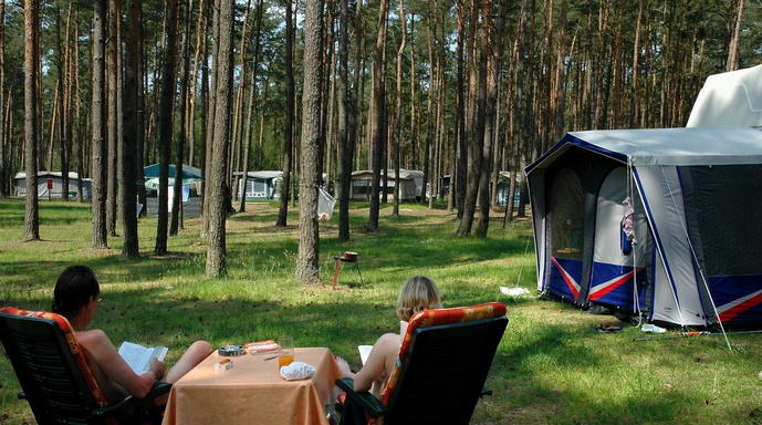 Campingplatz am Useriner See