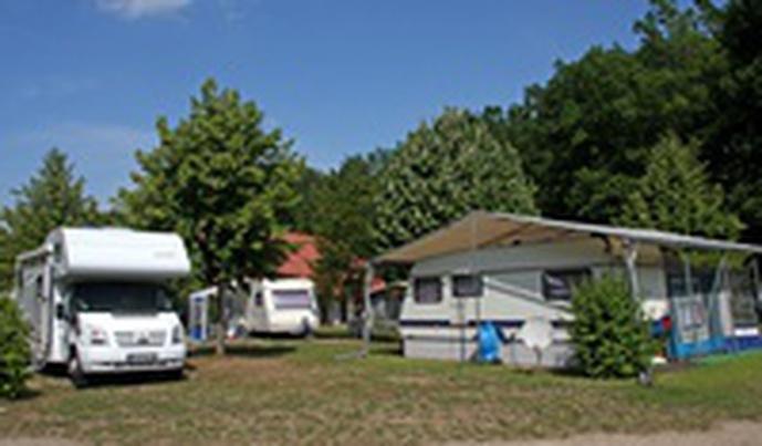 Campingplatz Am Forsthaus Rottstielfließ am Tornowsee