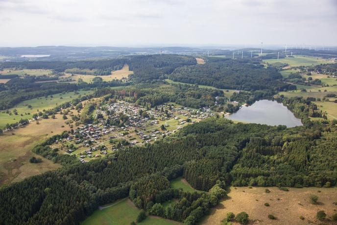 Campingplatz Heisterberger Weiher