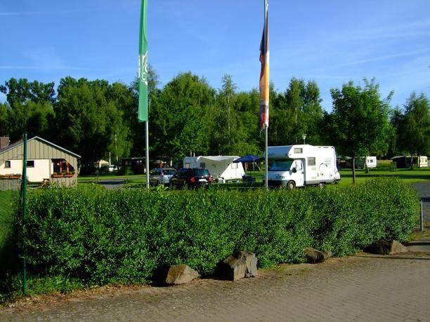 Waldcampingplatz