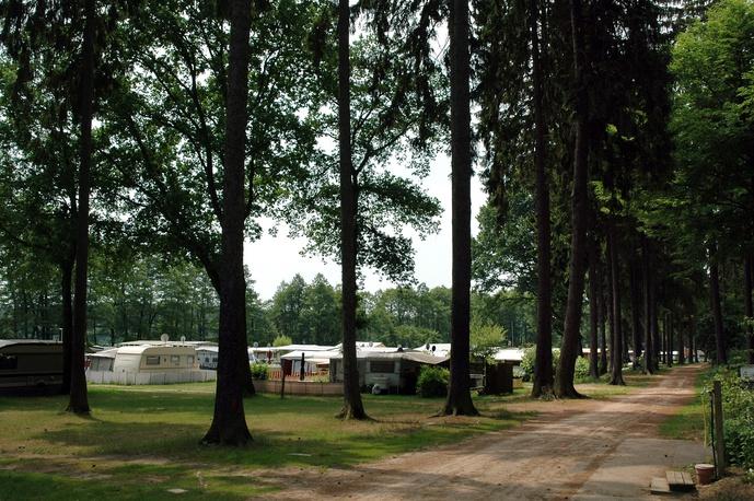 Campingplatz am Ziernsee