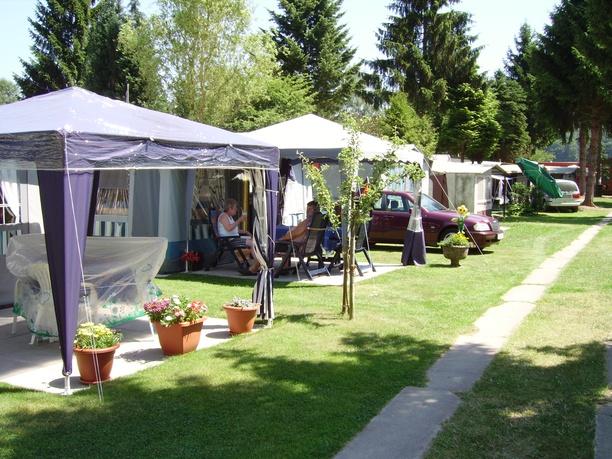 Camping Fuldaschleife