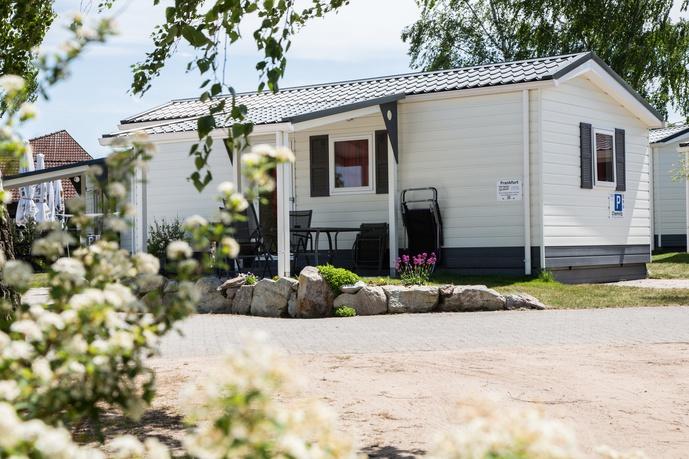 Campingplatz und Kahler Seenbäder