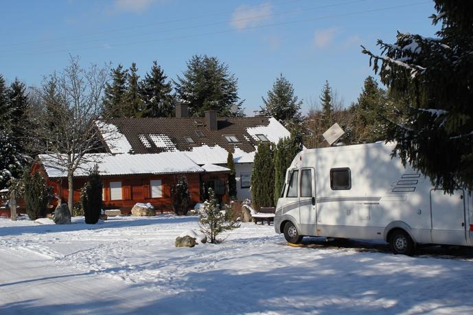 Campingplatz Am Mühlenteich