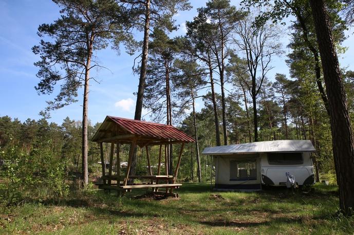 Camping Olympiasee