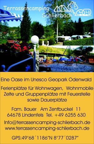 Terrassencamping Schlierbach
