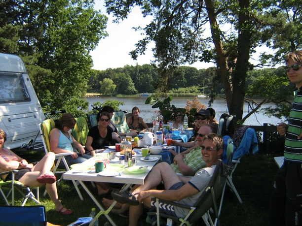 Campingpark Buntspecht Ferchesar