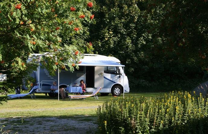 Campingplatz Fichtelsee