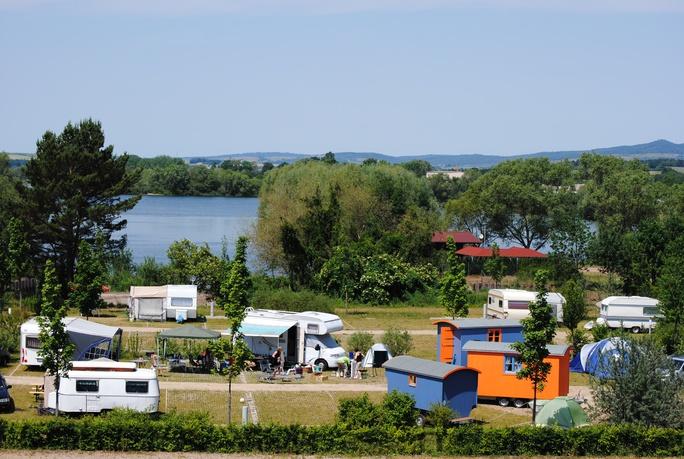 Campingplatz Strandbad Breitungen