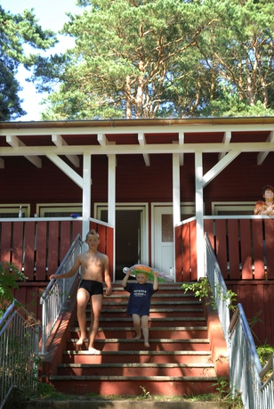 Campingplatz am Weißen See