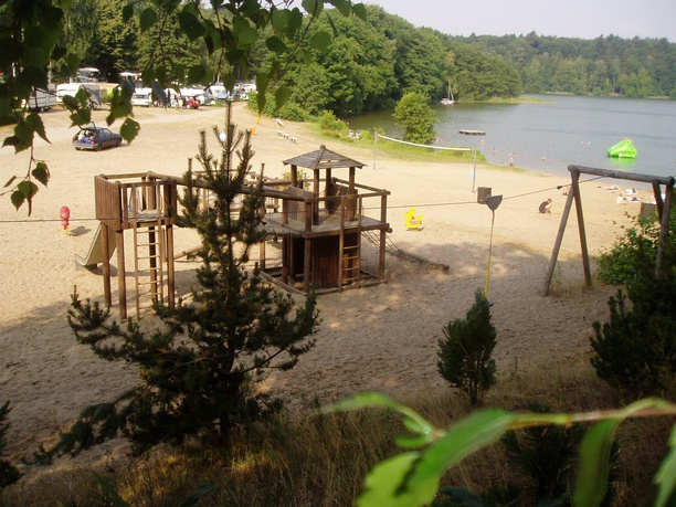 Campingplatz am Lütauer See