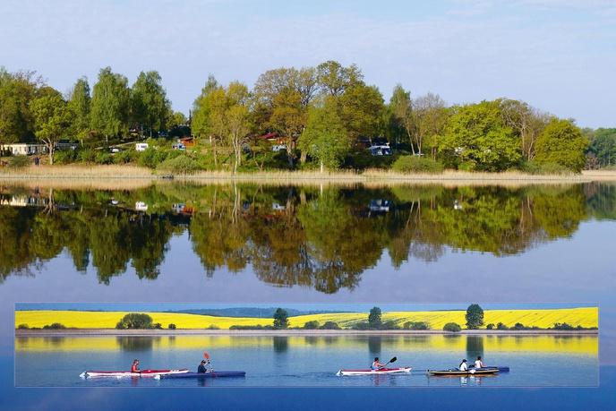Camping- und Ferienpark Sternberger Seenland