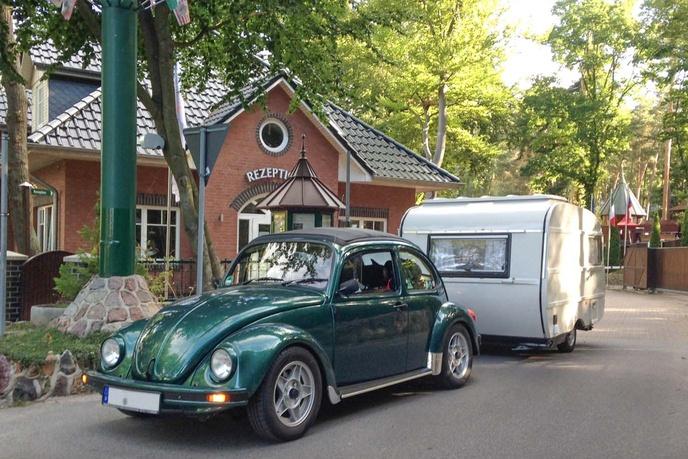 Campingplatz Stubbenfelde