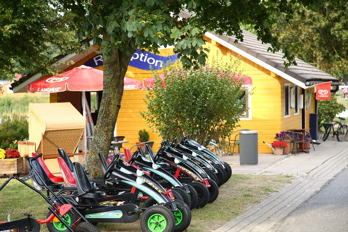 Familien-Camping Kransburger See