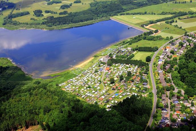 Campingplatz Krombachtalsperre Mademühlen